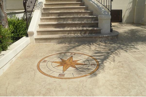 cemento stampato pavimenti lecce
